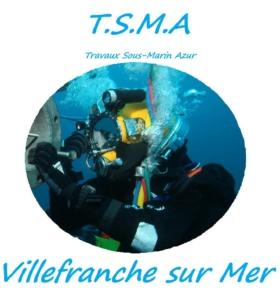 Travaux sous-marins Azur