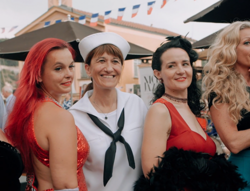 4 Juillet 2019 à Villefranche-sur-Mer : le film