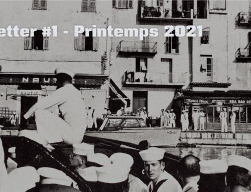 Newsletter #1 – Printemps 2021